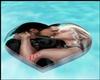 Corazon agua Kisss