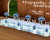 B* Country Wedding Table
