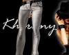 Kher~ Plata pants PF