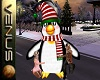 ~V~Holiday Penguin