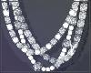 F Galaxy Necklace Set
