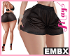 EMBX Bimbo Short2 Black