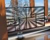 Screen divider glass