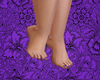 eBare Feet Purplee