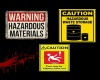 Biohazard Signs