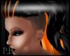 Ellie Boi - Orange & Blk