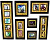 Gold Saint Collage