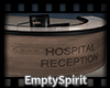 Hospital Reception Desk