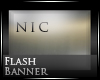 [Nic] Flash Banner