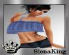[SK]Blu Breastfeed Cover
