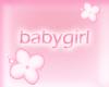 babygirl pink glow