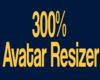 300% Avatar Scaler