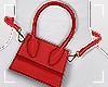 ṩWaist Bag Red