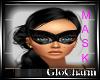 Glo* Ballroom Mask ~Blac