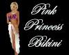 Miami PrincessPinkBikini