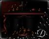 .:D:.Dark Swan Fireplace