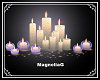 ~MG~ Candle Cluster