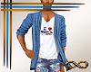 [CFD]Independence Shirt