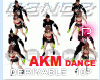 akm dancee
