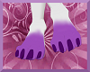 Grape Frost Paws/Feet M