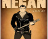 NEGAN OUTFIT TWD BLACK
