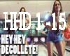 Hey Hey Decolleté