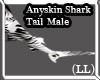 {LL}Anyskin Shark Tail M