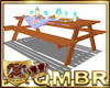 QMBR FWP Picnic Table