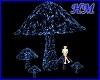 Raver Blue Mushrooms !