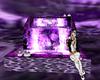 Purple Skull Fountain