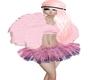 Flufffy Pink Cute jacket
