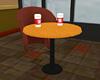 Buckstars Cafe Table