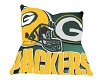 Packers Cuddle Pillow