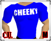 Muscle CHEEKY T-Shirt M
