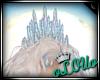 .L. Mermaid Crown Blue