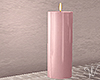 Imagine Pink Candle