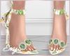Sunny Spring Heels