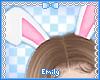 easter bun ears