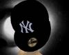 [CC] Yankees Blac Hat