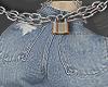 boyfriend jeans S
