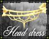 {D} Dragonfly Head dress