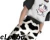 Pajamas Cow Couple
