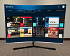 Samsung 55 Curved TV