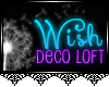 JAD DECO Wishes-Loft