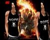 Black Skull BOPE /Muscle