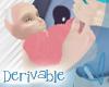 e` Furry Cat Baby - R