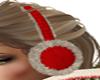 EarMuff Red&Tan