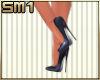 SM1 7in Heels Silver/gry