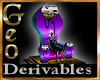 Geo Cobra 1 Throne deriv