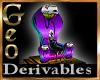 Geo Cobra 1 Throne deriv